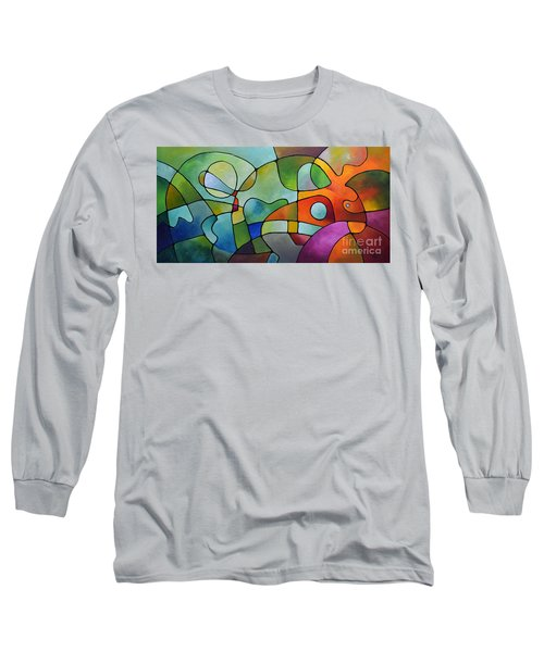 Equanimity Long Sleeve T-Shirt