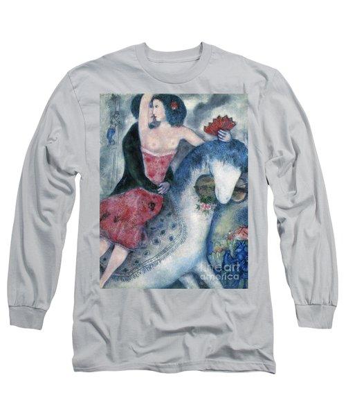 Equestrienne 1931 Long Sleeve T-Shirt