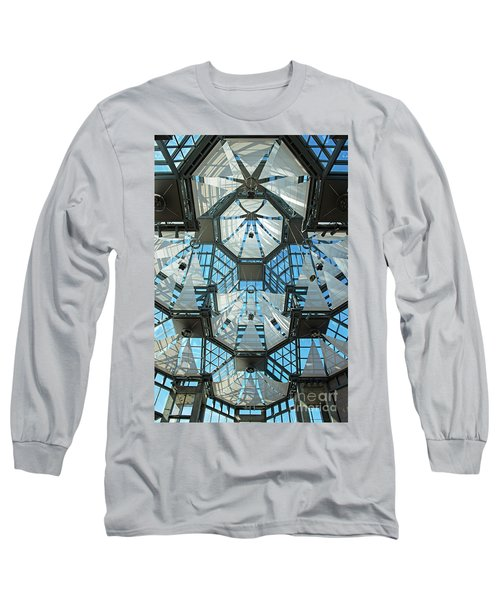 Long Sleeve T-Shirt featuring the photograph Equilibrium.. by Nina Stavlund