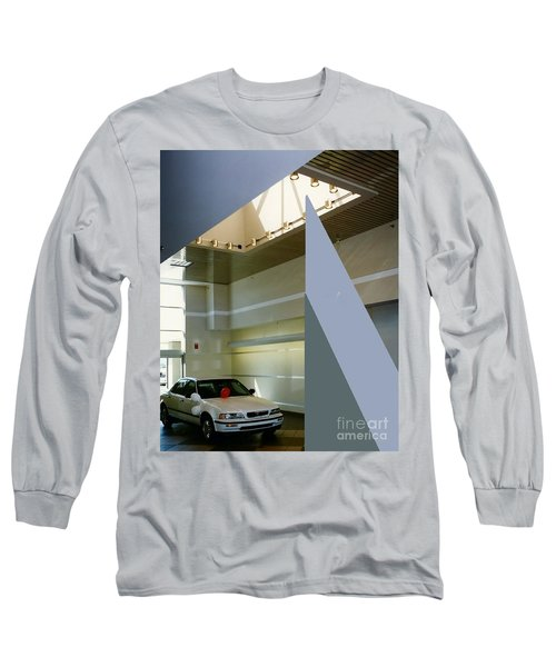 Ertley Automall5 Long Sleeve T-Shirt by Andrew Drozdowicz