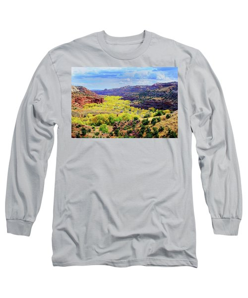 Escalante Canyon Long Sleeve T-Shirt