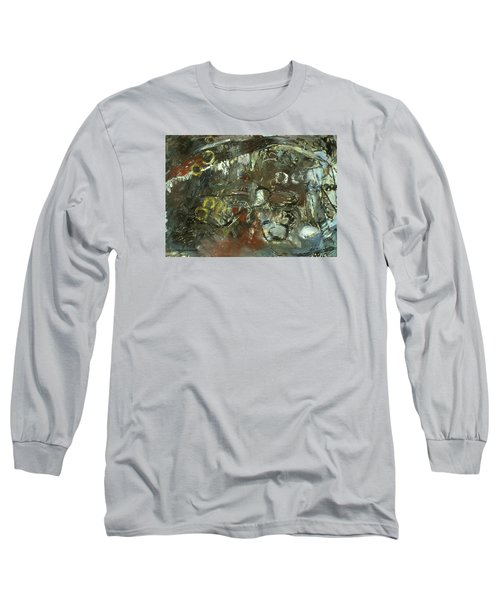 Escape The Whirlwind #2 Long Sleeve T-Shirt