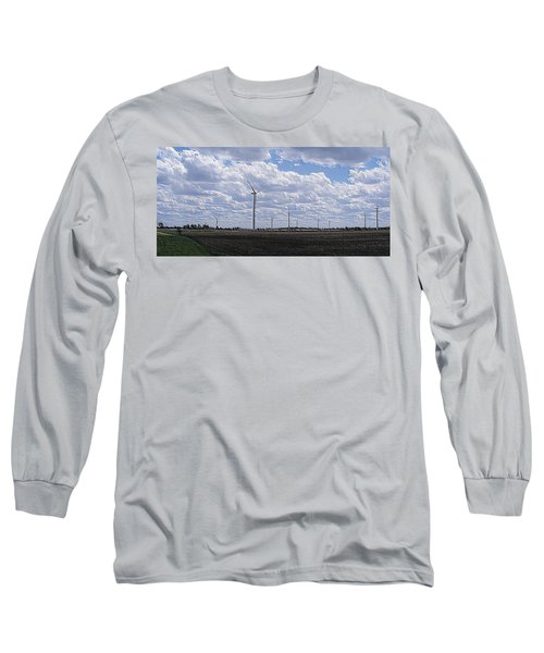 Etched In Stone Long Sleeve T-Shirt