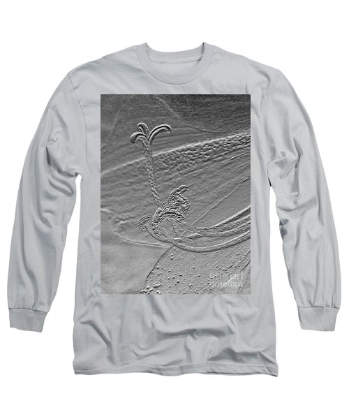 Etched Pollen  Long Sleeve T-Shirt