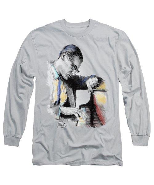 Evans Bill Long Sleeve T-Shirt