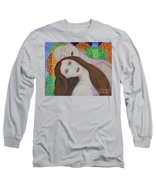 Eve Emerges Long Sleeve T-Shirt