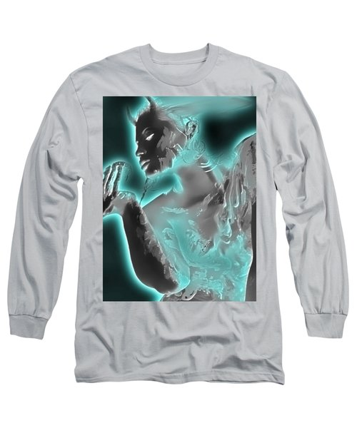 EVE Long Sleeve T-Shirt by Tbone Oliver