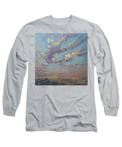 Evening Dance Long Sleeve T-Shirt