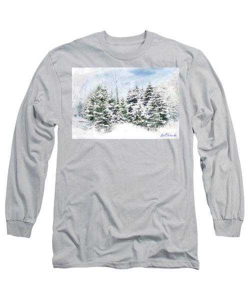 Evergreens Long Sleeve T-Shirt by John Selmer Sr
