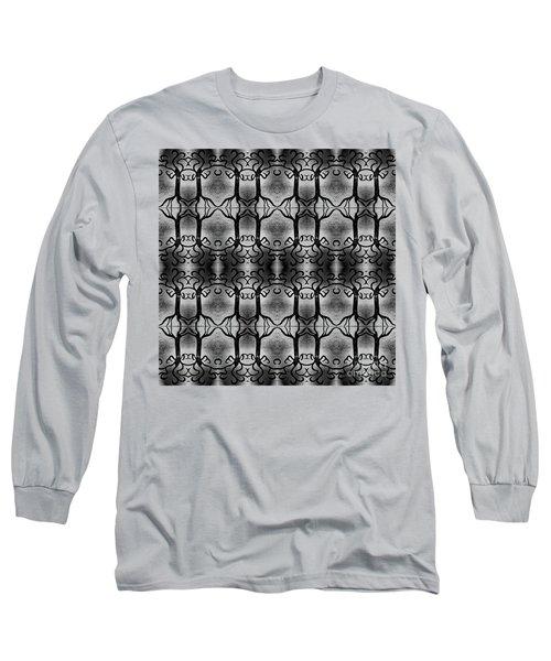 Everlasting Connections Long Sleeve T-Shirt by Rachel Hannah