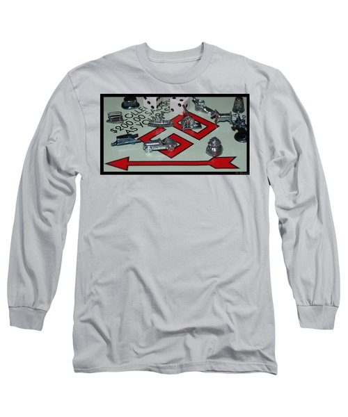 Everyone Pass Go Long Sleeve T-Shirt