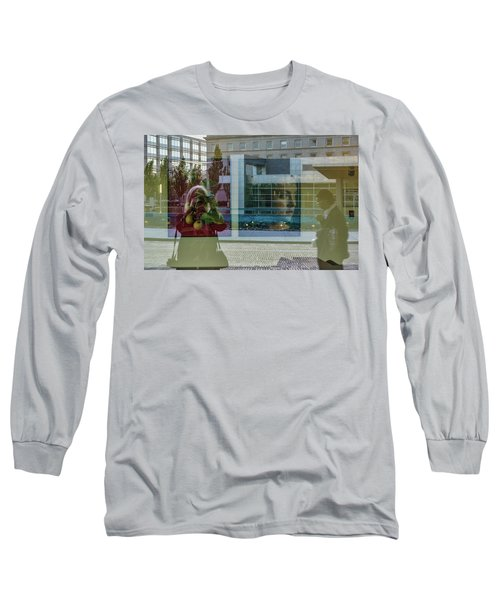 Everything Is Inside Out Long Sleeve T-Shirt