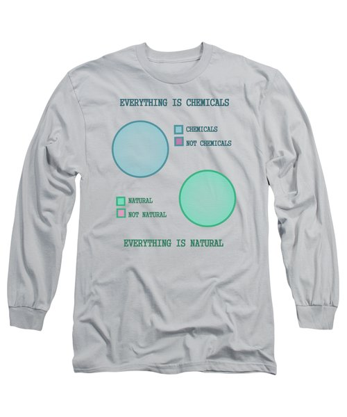 Everything Is Long Sleeve T-Shirt