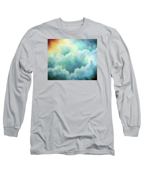 Evidence Of Angels Long Sleeve T-Shirt