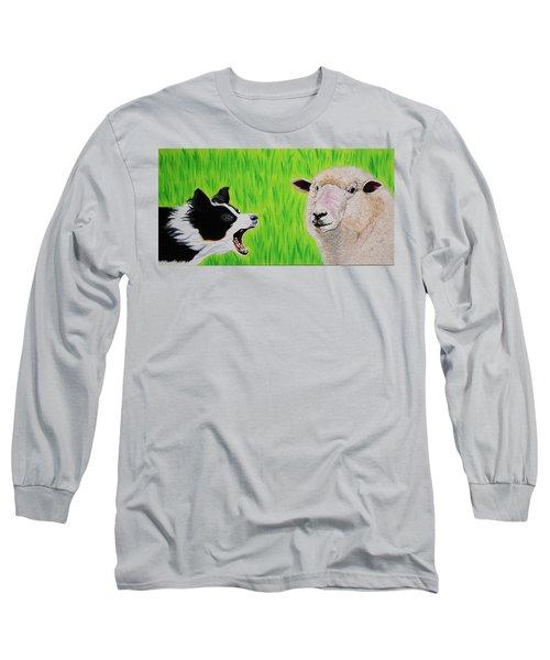Ewe Talk'in To Me? Long Sleeve T-Shirt