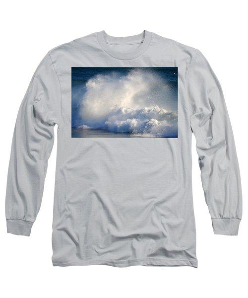 Exhilaration  Long Sleeve T-Shirt by Dianne Cowen