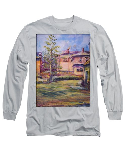 Upstairs Window Long Sleeve T-Shirt
