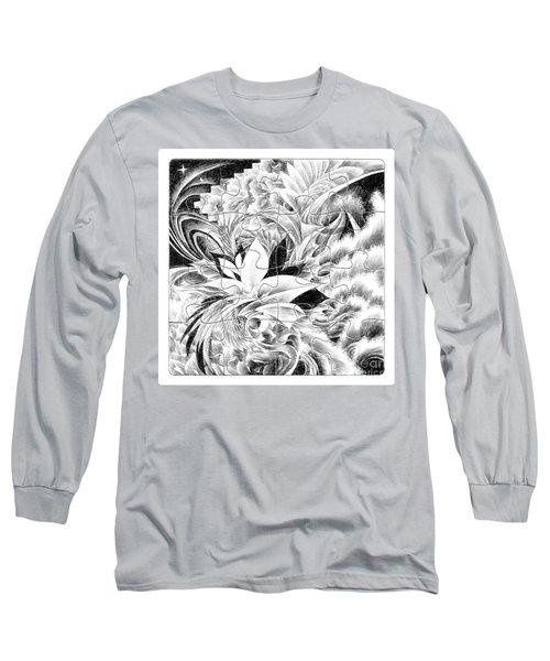 Expression - Heart Long Sleeve T-Shirt