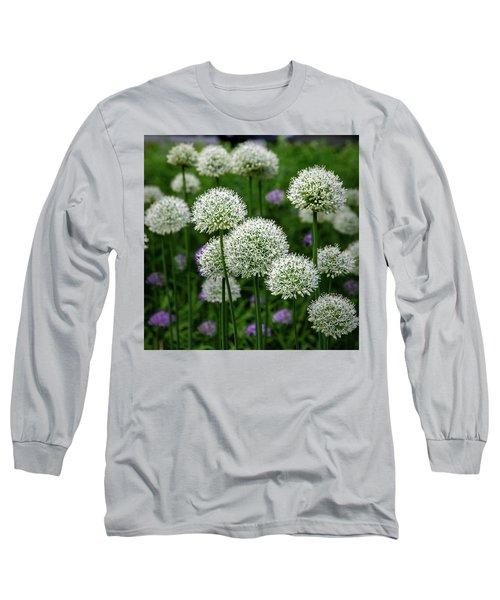 Exquisite Beauty Long Sleeve T-Shirt