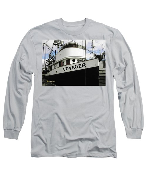 F V Voyager Long Sleeve T-Shirt
