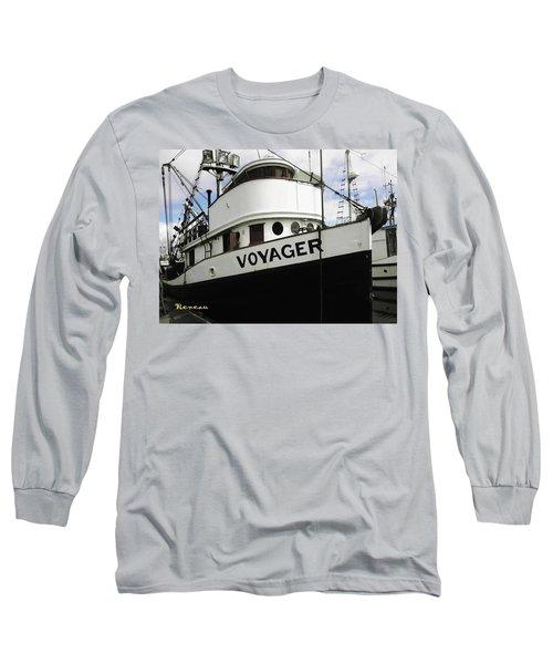 F V Voyager Long Sleeve T-Shirt