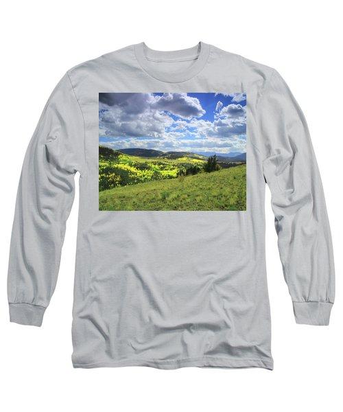 Faafallscene103 Long Sleeve T-Shirt