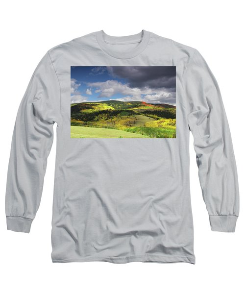 Faafallscene105 Long Sleeve T-Shirt