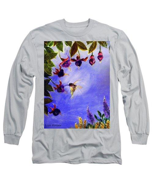 Fabulous Fast Food Long Sleeve T-Shirt by Lisa Kaiser