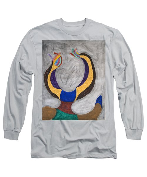 Unknown Soldier Long Sleeve T-Shirt by Stormm Bradshaw