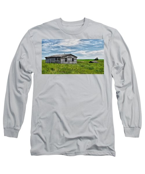 Faded Past Long Sleeve T-Shirt