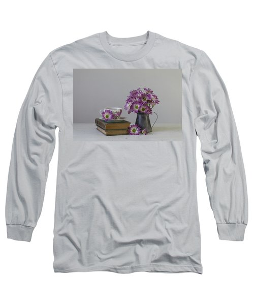 Long Sleeve T-Shirt featuring the photograph Fading Memories by Kim Hojnacki