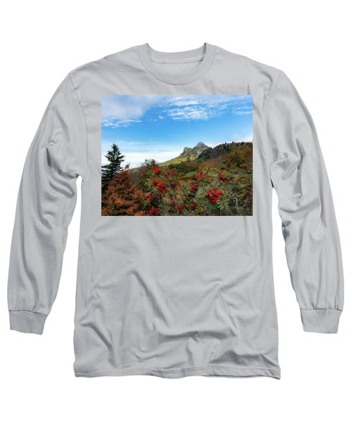 Fall At Grandfather Mountain Long Sleeve T-Shirt