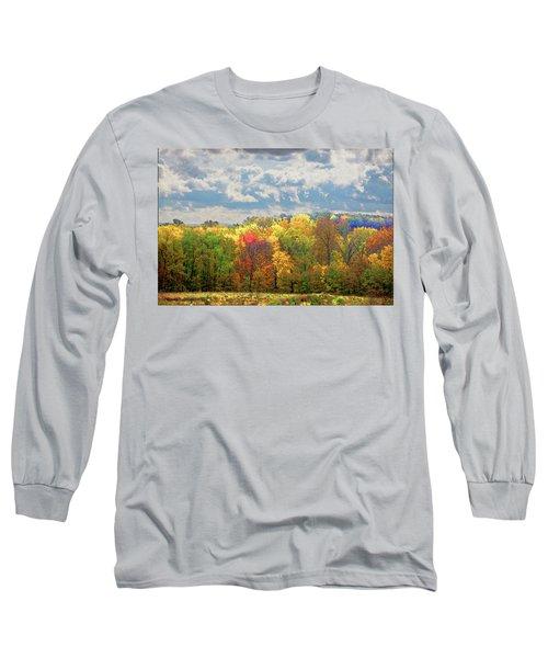 Fall At Shaw Long Sleeve T-Shirt
