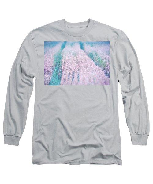 Long Sleeve T-Shirt featuring the photograph Fall Field by Ari Salmela
