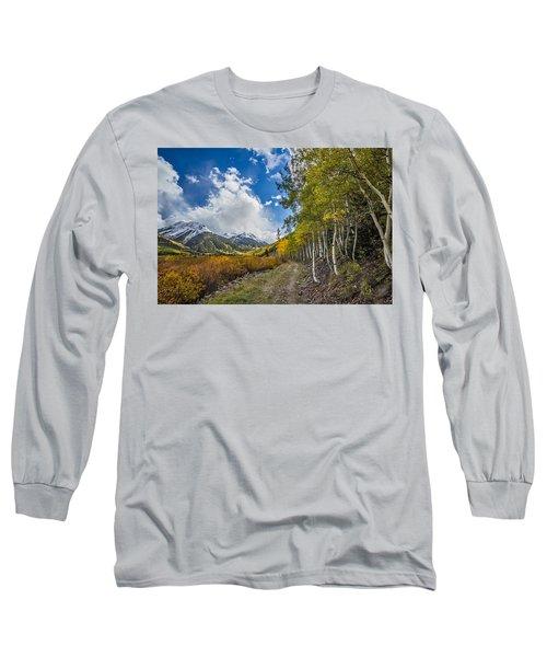 Fall In Colorado Long Sleeve T-Shirt