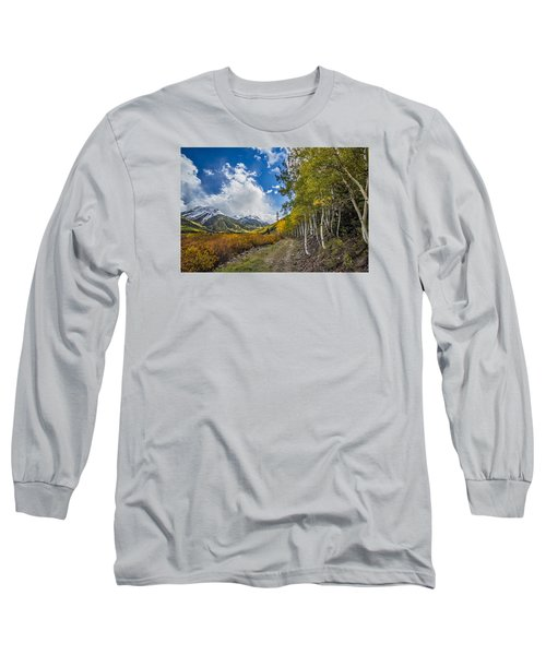 Fall In Colorado Long Sleeve T-Shirt