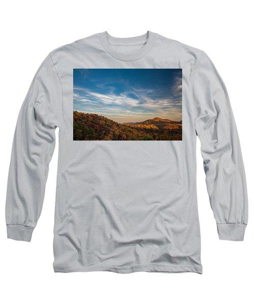 Fall Skies Long Sleeve T-Shirt