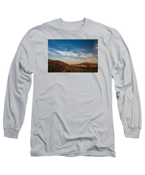 Fall Skies Long Sleeve T-Shirt