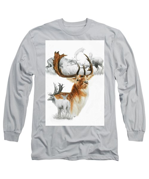 Fallow Deer Long Sleeve T-Shirt