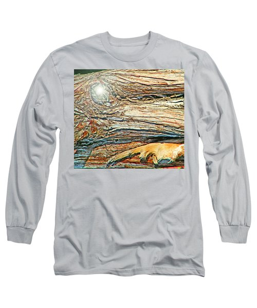 Long Sleeve T-Shirt featuring the photograph Fantasy Island by Lenore Senior
