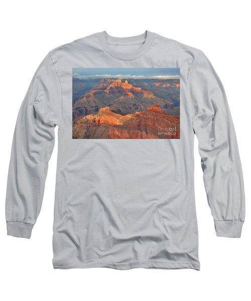 Far Beyond Long Sleeve T-Shirt by Debby Pueschel