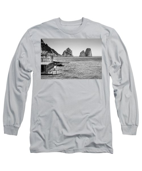 Faraglioni Long Sleeve T-Shirt
