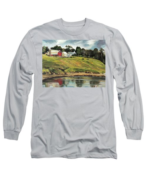 Farm At Four Corners Long Sleeve T-Shirt