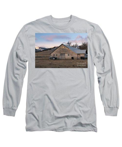 Farm Reflections Long Sleeve T-Shirt
