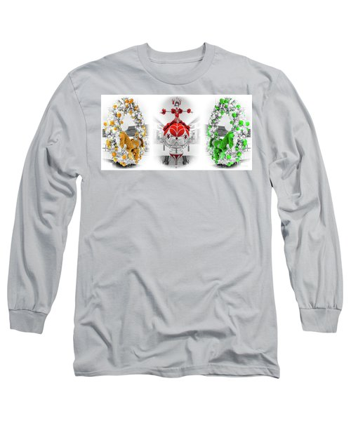Fashion Show Christmas Ornament Collection Long Sleeve T-Shirt