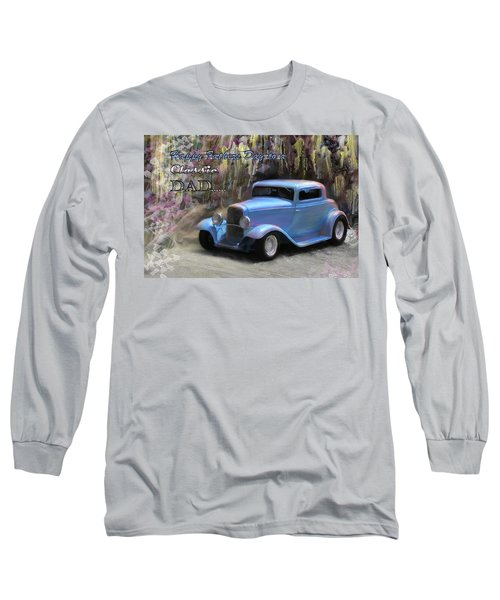 Fathers Day Classic Dad Long Sleeve T-Shirt