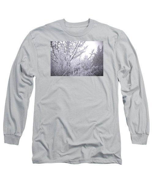 February Long Sleeve T-Shirt by Ellery Russell
