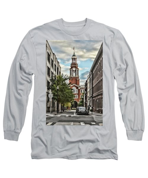Federal Courthouse Knoxville Long Sleeve T-Shirt