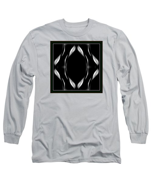 Female Abstraction Long Sleeve T-Shirt by Jack Dillhunt