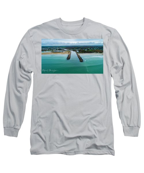 Fenway Beach Breakwater Long Sleeve T-Shirt